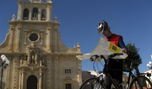 Cycle trekking tour in West Sicily